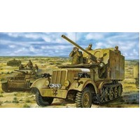 "Bronco CB35038 1/35 Sd.Kfz. 6/3(5t) ""Diana"" Plastic Model Kit"