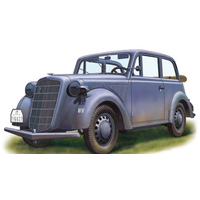 Bronco CB35047 1/35 German Light Staff Car 'Stabswagen' Model1937(Cabriolet) Plastic Model Kit