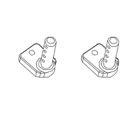 BODY MOUNT SET 2PCS - BS213-032