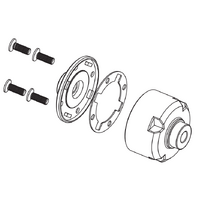 BSD DIFF. GEARBOX BS915T CARS - BS903-097
