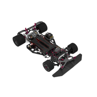 Team Corally - SSX-8X Car Kit - Chassis kit