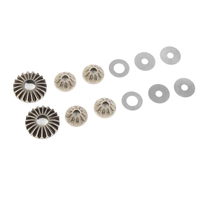 Planetary Diff. Gears - Steel - 1 Set