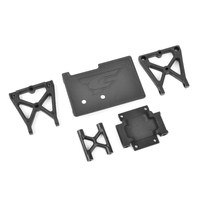 Center Roll Cage Mount - Composite - 1 Set