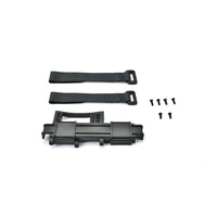 Carisma  SCA-1E Chassis Mounted Servo and Forward Mount Battery Set