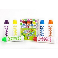 Do A Dot Do A Dot Art Juicy Fruits Markers 6 Pack