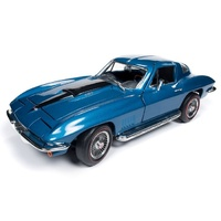 Autoworld 1:18 1967 Chevy Corvette Mcacn