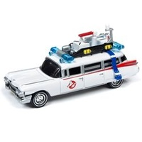 Johnny Lightning 1:64 Jl Ghostbusters Ecto 1