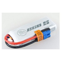 Dualsky 1800mah 2S 7.4v 25C ECO LiPo Battery with XT60 Connector