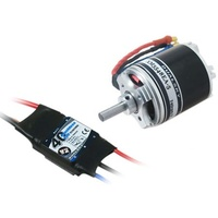 Dualsky 30E Tuning Combo with 2826C 850kv Motor and 65A Lite ESC