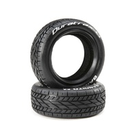Duratrax Bandito M 1/10 2.2 Buggy Oval Tire Front C3, 2pcs