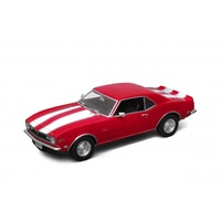 Welly 1:18 1968 Chevrolet Camaro Z28 (Red)