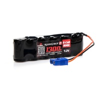 Dynamite 1300mah 7.2v NiMH 2/3A  Speed Pack Battery with EC3 Connector
