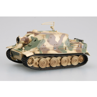 Easy Model 36103 1/72 Sturmtiger Pzstumrkp 1001 (In Sand/Grey/Brown Camouflage) Assembled Model