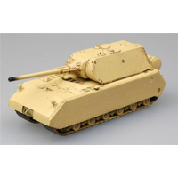 "Easy Model 36206 1/72 ""Maus"" Tank - German Army Used On War Assembled Model"