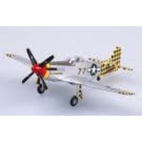 "Easy Model 36303 1/72 P-51D ""Mustang"" IV 319Fs 325Fg Italy 1945 Assembled Model"