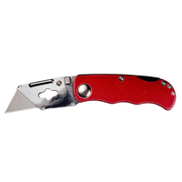 EXCEL 16055 FOLDING LOCK BACK UTILITY KNIFE