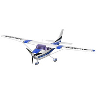 #Cessna 182 V2 1100mm RTF Blue Mode 2