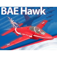 BAE HAWK 80mm Ducted Fan Jet PNP