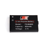 Li-po battery for GT2B -3B radio