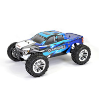 FTX Carnage Blue Brushed Truck Ready to Run