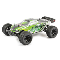 FTX Surge 1/12 Brushed Truggy Ready To Run (green/Orange)