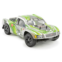 FTX Surge Ready To Run 1/12 Brushed Short Course Truck (Green/Orange)