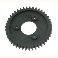 2-Speed Gear 43T