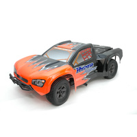 Hyper 8SC Short Course Nitro RTR Orange