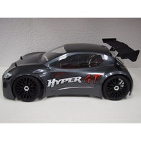 #Hyper GT On-Road Nitro Car RTR Dk Grey