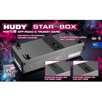HUDY STAR-BOX 1/8 OFF-ROAD NITRO CARS