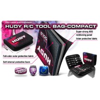 HUDY RC TOOLS BAG - COMPACT - EXCLUSIVE EDITION - HD199011