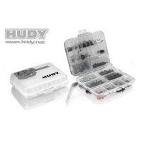 HUDY HARDWARE BOX - DBL SIDED COMPACT - HD298011