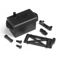 HPI 100324 Receiver Box/Upper Deck Parts Set