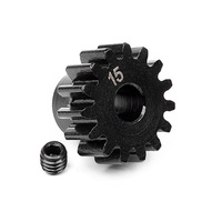 HPI 100914 Pinion Gear 15 Tooth (1M/5mm Shaft)