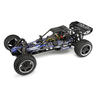 HPI 104225 Baja 5B Buggy Tribal Painted Body (Blue)