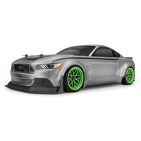 HPI 115126 RS4 Sport 3 2015 Ford Mustang Spec-5 1/10 Electric Car
