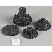 Hitec HS-475HB/5475HB Karbonite Gear Set, Final Clearance