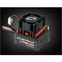 HOBBYWING QUICK RUN 10BL60 SENSORED BRUSHLESS SPEED CONTROL - HW30105060003