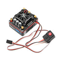 Hobbywing Xerun XR8 Plus ESC Speed Controller Black