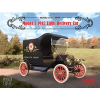ICM 1:24 Model T 1912 Light Delivery Car