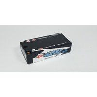 INTELLECT 6200 MAH 7.6V 120C PLATINUM GRAPHENE LIPO BATTERY - SHORTY 2020 MODEL INTL6200-2S-PT1