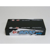 INTELLECT 8200 MAH 3.8V 120C GRAPHENE LIPO BATTERY SUIT 1-12TH