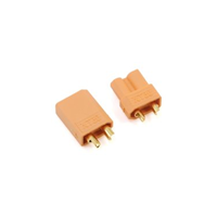 Infinity Power XT30 Male & Female Connectors (2 pairs)