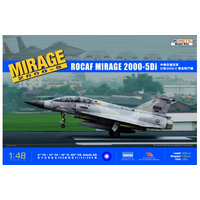 Kinetic K48037 1/48 MIRAGE 2000D-5i ROCAF