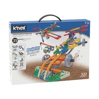 K'Nex Click & Construct Build Set522 Pc