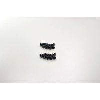 Kyosho 1-S33010 Flat Head Screw(M3x10/10pcs)