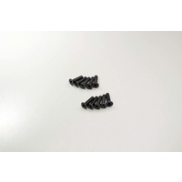 Kyosho 1-S33012 Flat Head Screw(M3x12/10pcs)