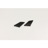 Kyosho 1-S42625 Round Screw(M2.6x25/10pcs)
