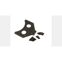 Kyosho SCW008 GEAR BOX MOINT CARBON