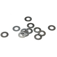 Losi Differential Shims, 6x11x.2mm: 8B 2.0